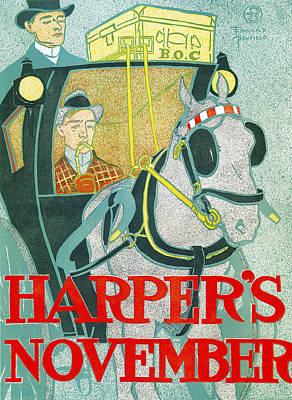 Hapers November Poster