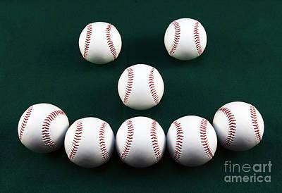 Happy Balls Poster by John Rizzuto