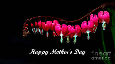 Happy Mother's Day Poster by Robert Bales