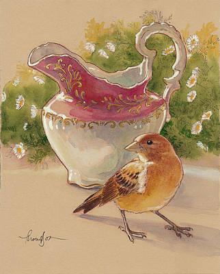 Happy Sparrow 7 Poster