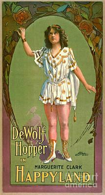 Happyland 1905 Poster