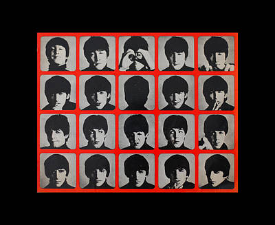 Hard Days Night Poster by Gina Dsgn