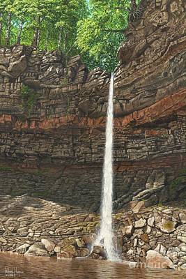 Hardraw Force Poster by MGL Meiklejohn Graphics Licensing