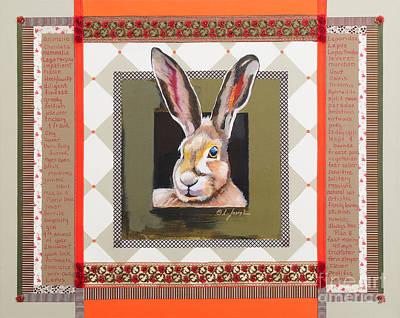 Hare Speaks Poster