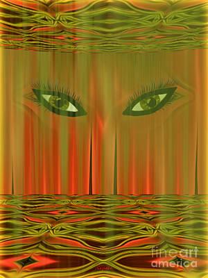 Harem - Fantasy Art By Giada Rossi Poster by Giada Rossi