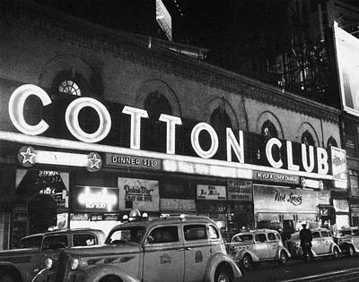 Harlem Cotton Club, 1930s Poster by Granger