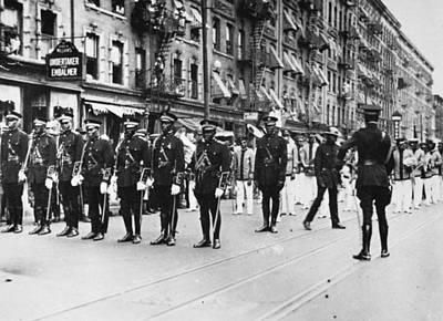 Harlem Parade, 1924 Poster by Granger
