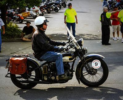 Harley 9 Poster