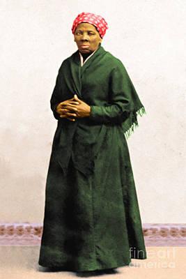 Harriet Tubman 20140210v1 Poster