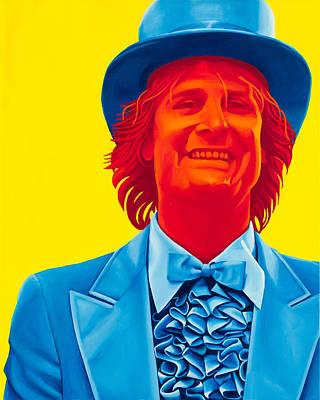 Harry Dunne Poster by Ellen Patton