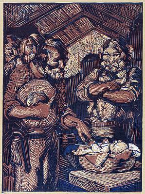 Harte Roaring Camp Poster by Granger