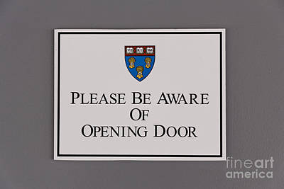 Harvard Education Opens Doors Poster