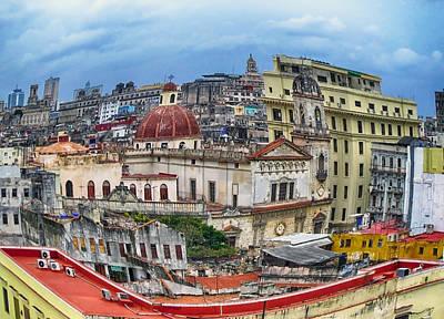 Havana Urban Expression Poster