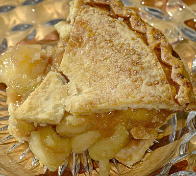 Have A Slice Of Apple Pie Poster by Susan Leggett