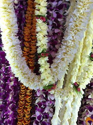 Hawaiian Leis Poster