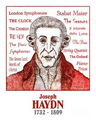 Haydn Poster