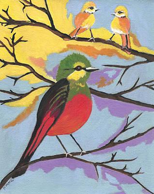 He Aint That Tweet - Bird Art Poster