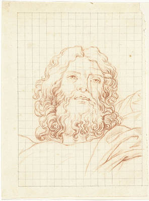 Head Of Resurrecting Christ, Bernard Picart Poster