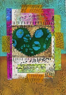 Heart 8 5x7 Poster