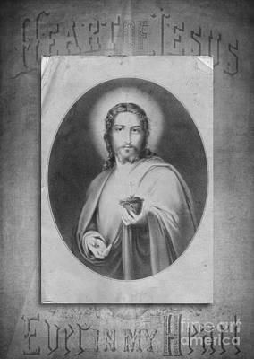 Heart Of Jesus Poster