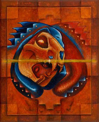 Heart Of The Jaguar Priest Poster