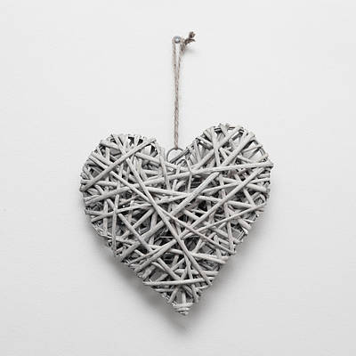 Heart Ornament Poster