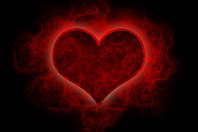 Heart's Afire Poster