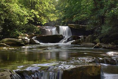Heavenly Bliss On Decker Creek Poster
