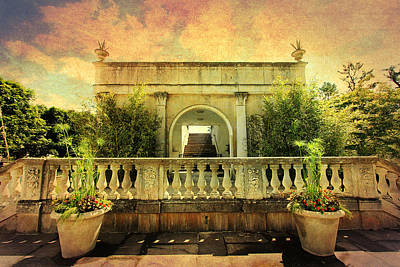 Heavenly Gardens Poster