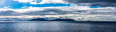 Hebrides Panoramic Poster by Alex Hiemstra