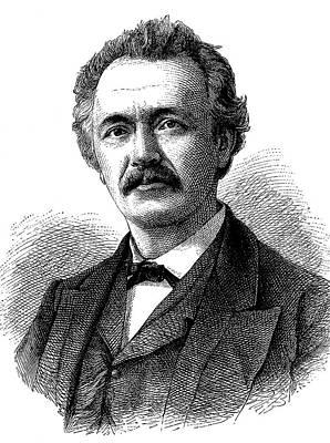 Heinrich Schliemann Poster by Bildagentur-online/tschanz