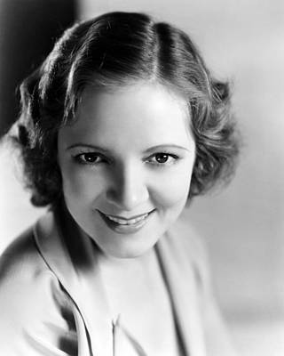 Helen Hayes Poster by Silver Screen