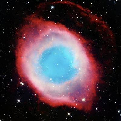 Helix Nebula Poster by Adam Block/mount Lemmon Skycenter/university Of Arizona