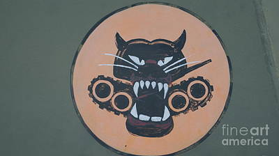 Hell Cat Sign Poster