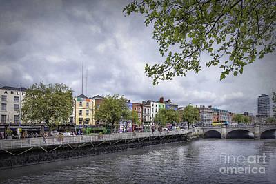 Hello Dublin Poster