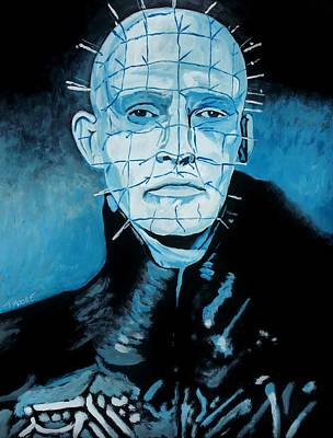 Hellraiser Poster by Jeremy Moore