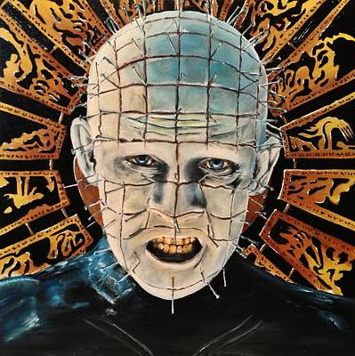 Hellraiser Poster by S G Williams