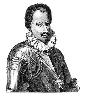Henri I, Duc De Guise (1550-1588) Poster by Granger