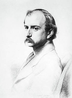 Henry Brooks Adams (1838-1918) Poster by Granger