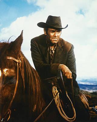Henry Fonda In Firecreek  Poster by Silver Screen