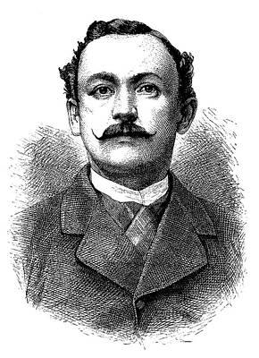 Hermann Von Wissmann Poster