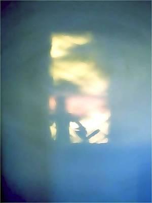 Hidden Doorway Within Poster