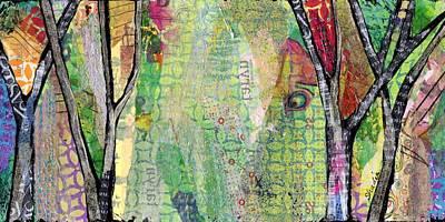 Hidden Forests IIi  Poster