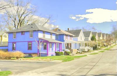 Hidden Gems Of Ann Arbor #1 Poster by MJ Olsen