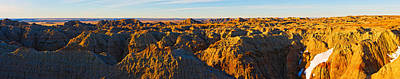 High Angle View Of White River Overlook Poster by Panoramic Images