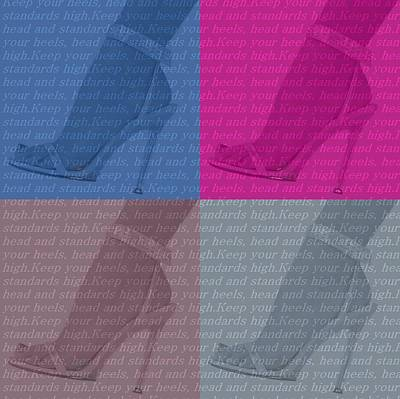 High Heels  Poster by Dan Sproul