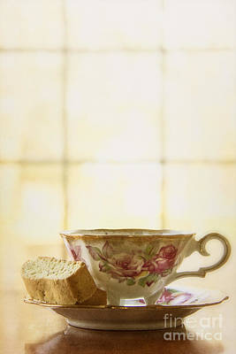 High Tea Poster by Margie Hurwich