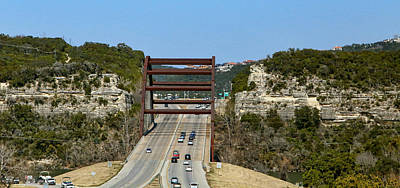 Hill Country 360 Bridge Poster