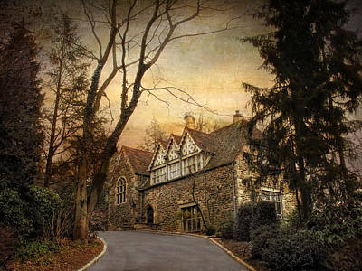 Hilltop Home  Poster