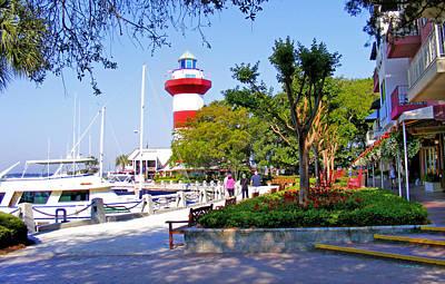 Hilton Head Lighthouse Poster